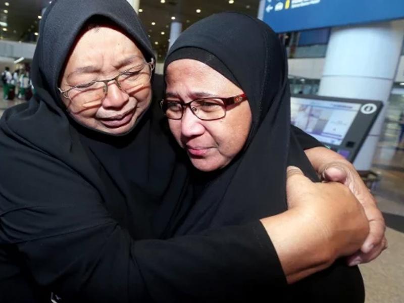 Jemaah Haji Terkandas: Imbas Pasport, Keluar Muka Lain