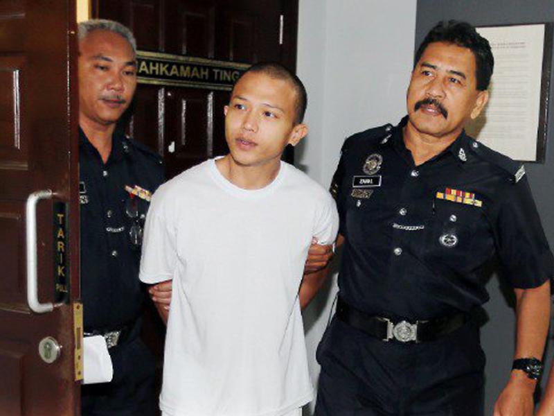Penganggur Bunuh Kejam 3 Beranak Ke Tali Gantung