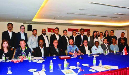 IKATAN Lebih Bangsa Malaysia Berbanding DAP