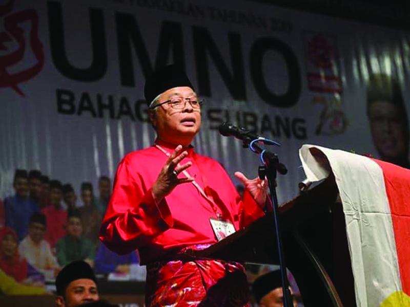 """""""Jangan Cabar Kesabaran Orang Melayu"""" – Ismail Sabri"""