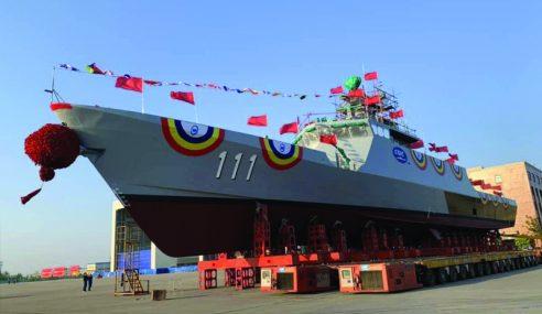 Tiada Kesan Negatif Bina 4 Kapal LMS Di China – MinDef