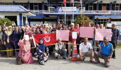 Rakyat Kelantan Lapor Polis Lagi Terhadap Caprice