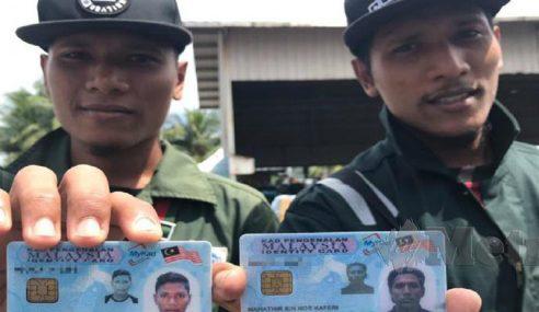 Mahathir Dan Najib Pasangan Beradik Kembar…