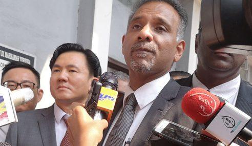 Peguam Paul Yong Minta Peguam Negara Gugurkan Pertuduhan