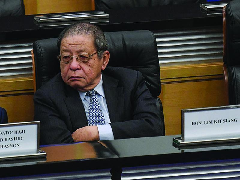 Kit Siang Mahu Bersara, Lupakan Malaysia Baharu?