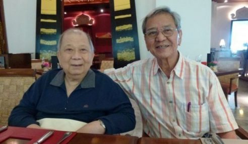 Bekas Pegawai Tinggi ATM Dedah Koon Yew Ziarahi Ching Peng
