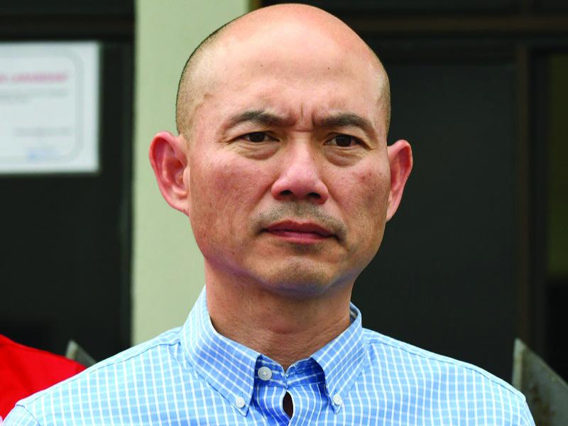 Khat Dan Tahi Lembu, Lim Lip Eng Mohon Maaf