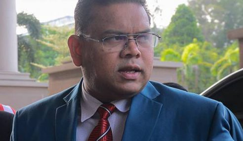 Permohonan Ketepi Prosiding Komital Lokman Adam 9 Januari
