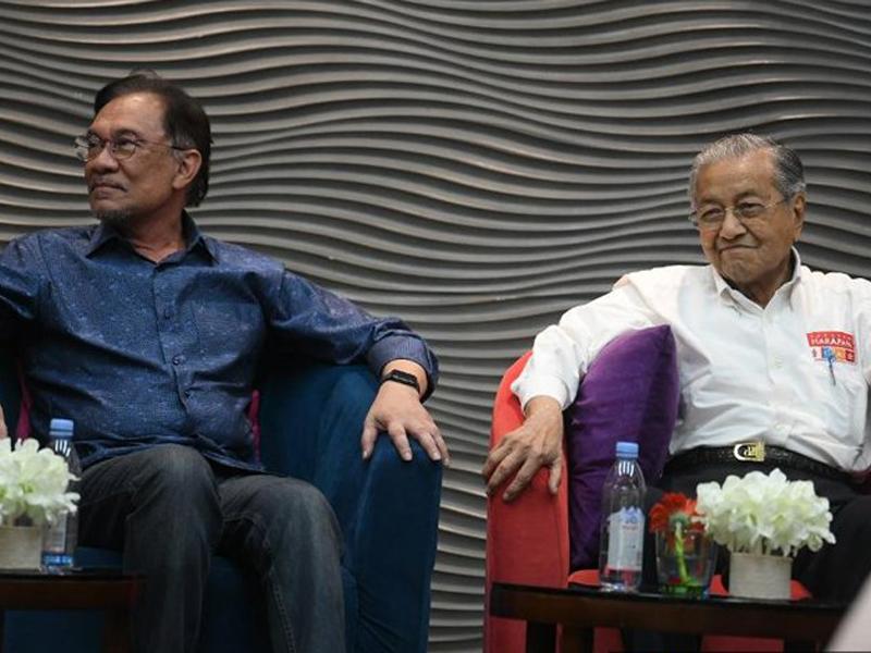 Mahathir Yang Perlu Minta Maaf Dengan Anwar