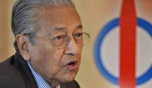 Ujian Litmus Mahathir
