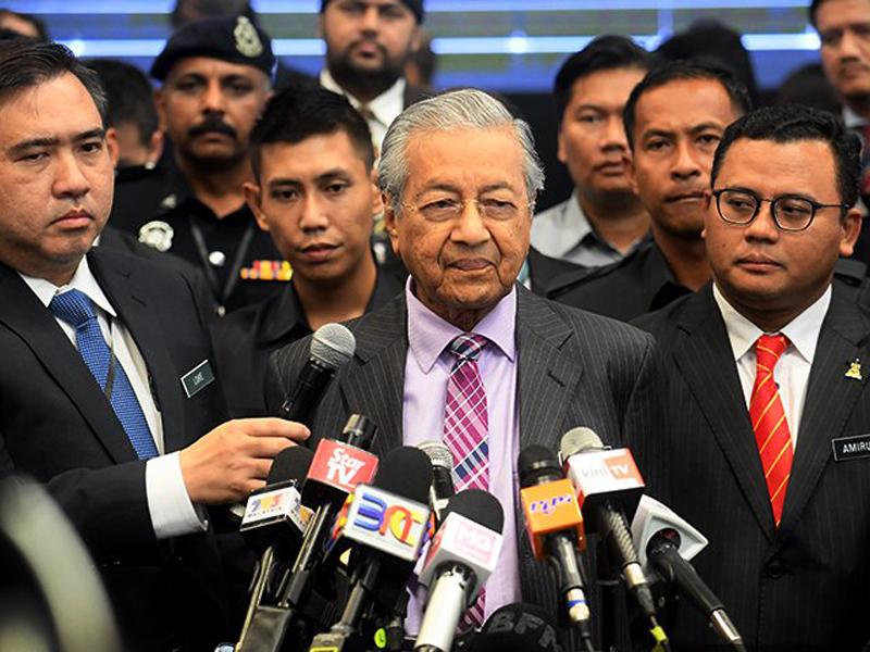 Polis Akan Buat Keputusan Haramkan Dong Zong – Mahathir