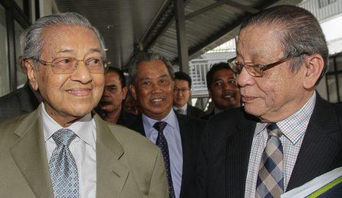 Sokongan DAP Lebih Cenderung Kepada Mahathir