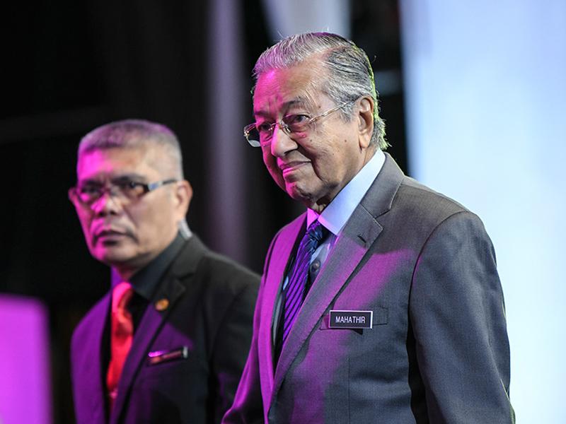 Mahathir Nafi Kerajaan PH Berpecah-Belah, Hilang Sokongan