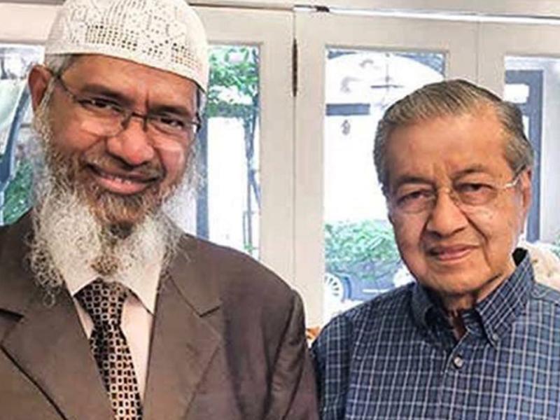 Zakir Didakwa Mahu Libatkan Diri Dalam Politik