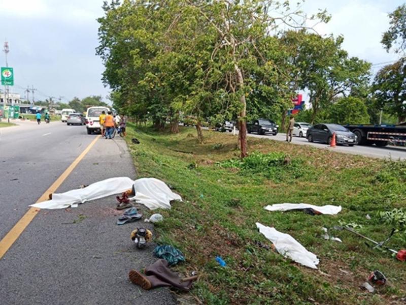 Kemalangan Maut Songkhla: Pemandu Malaysia Tiada Lesen Sah
