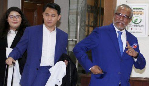 Najib Sakit Mata, Mahkamah Tangguh Bicara Kes SRC