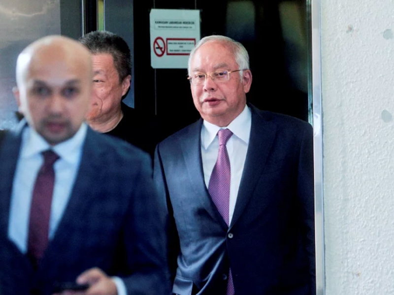 Jho Low Gelar Najib 'Optimus Prime'