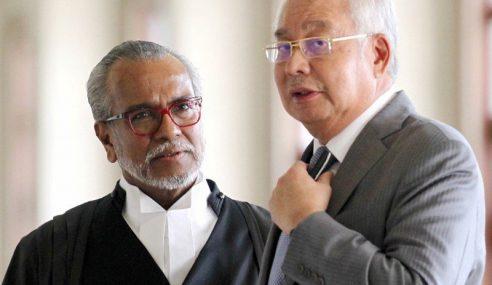 Najib, Shafee Mohon Cabar Pelantikan Sri Ram Didengar 25 Oktober