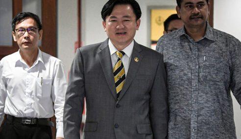Prosiding Kes Rogol Exco Perak Sekali Lagi Ditangguh