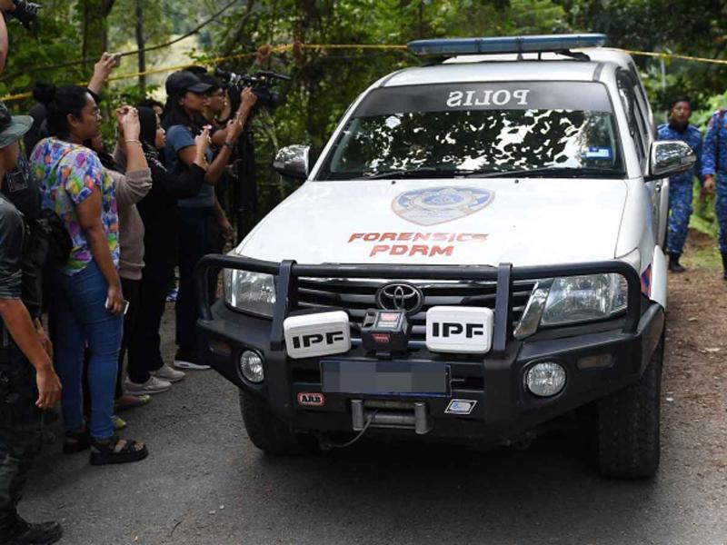 Pendaki Sukarelawan Tidak Sangka Jumpa Mayat Nora Anne