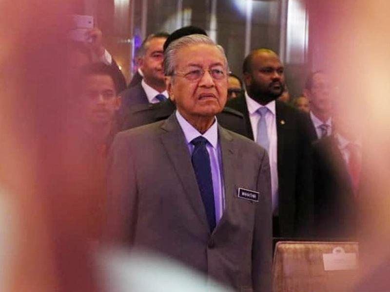Rayuan Mahathir Kembalikan Saman Batal RCI Forex Ditolak