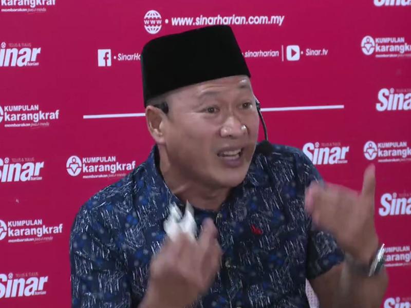 """Keterbukaan Orang Melayu Terima Bangsa Lain Wajar Dikenang"""