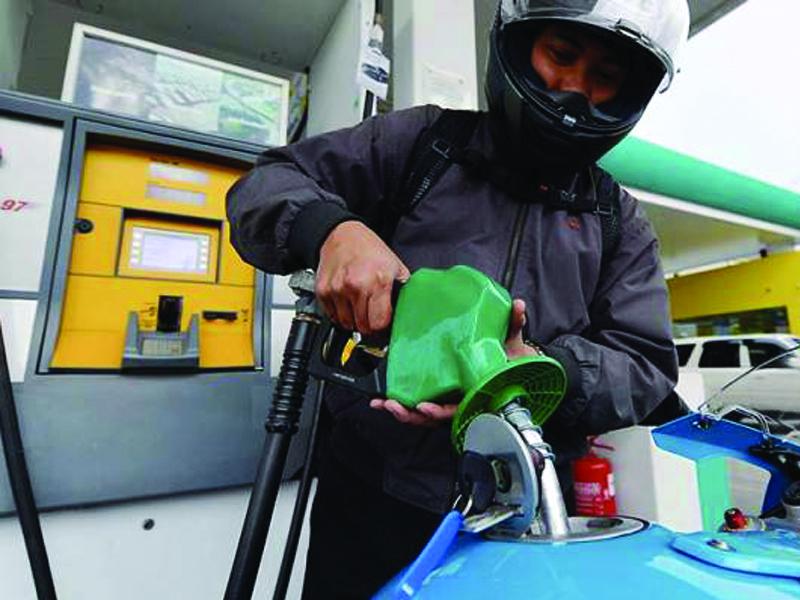 Harga Minyak Petrol RON97 Kini RM2.54 Seliter