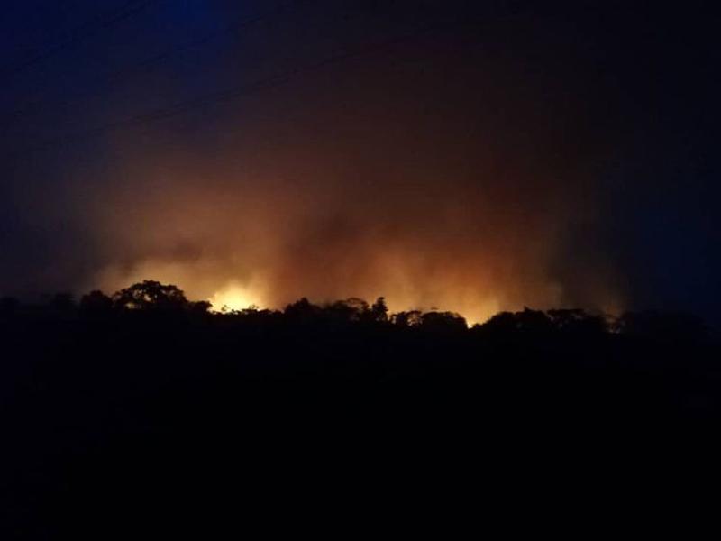 Unsur Sabotaj Cetus Kebakaran Belukar Di Pulau Bruit