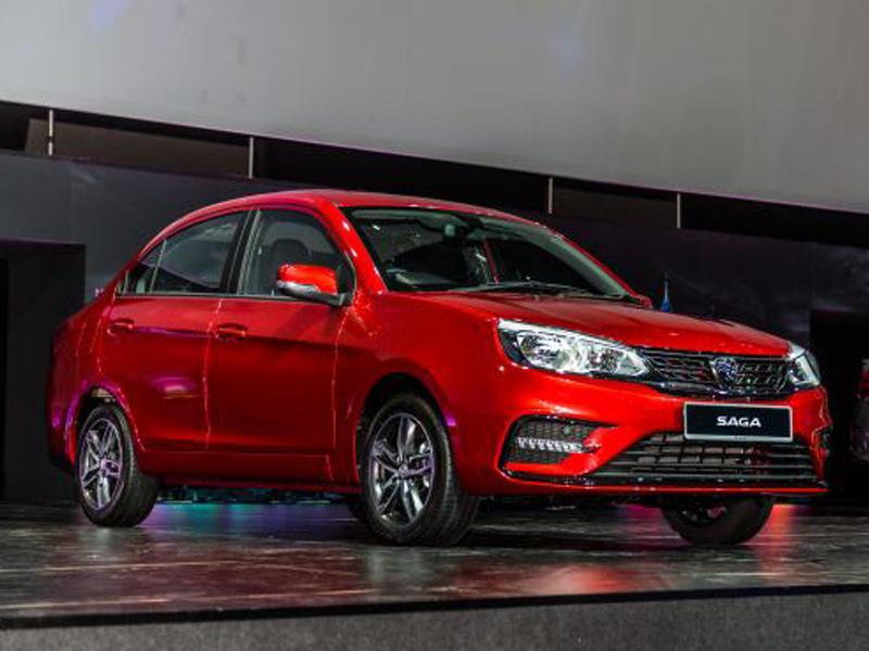 Proton Lancar Saga 2019, Bermula RM32,800 Seunit
