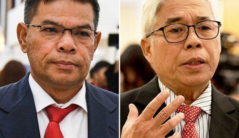 Henti Desak Mahathir Letak Jawatan – Saifuddin