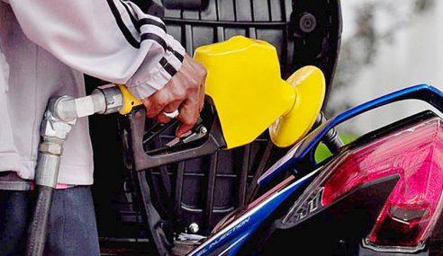 PSP Ditangguh, Harga Petrol Ikut Sistem Sedia Ada