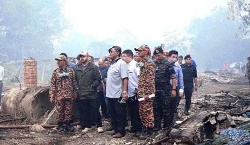 TMJ Titah SMK Tanjung Adang Ditutup Sementara