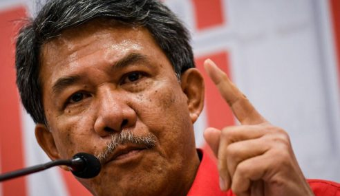 UMNO Kutuk Pelan Damai Timur Tengah Trump