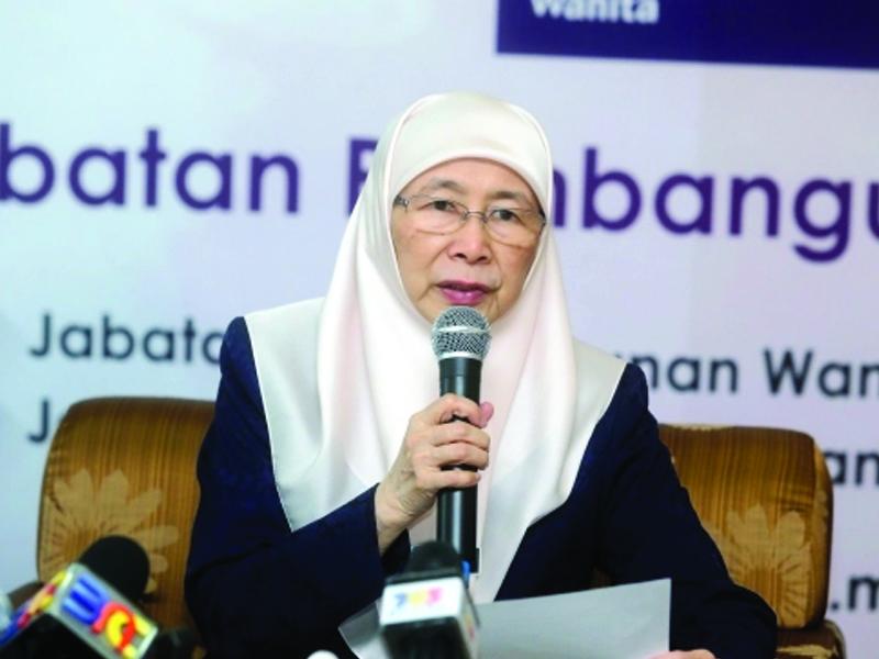 Tulisan Jawi: Wan Azizah Bincang Semula Dengan Mahathir