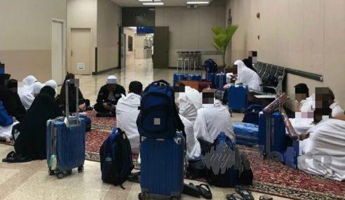 Sekumpulan 26 Rakyat Malaysia Terkandas Di Jeddah