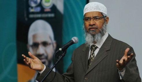Zakir Naik Dilarang Berceramah Di Seluruh Malaysia
