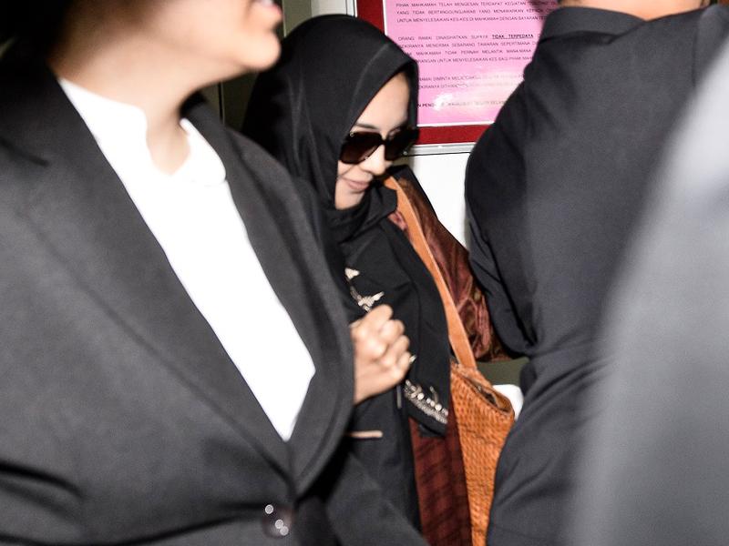 Pendakwaan Akan Buktikan Nazrin Dibunuh Sebelum Dibakar