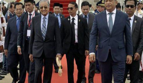Kikis Sikap Bergantung Kepada Bantuan – Mahathir