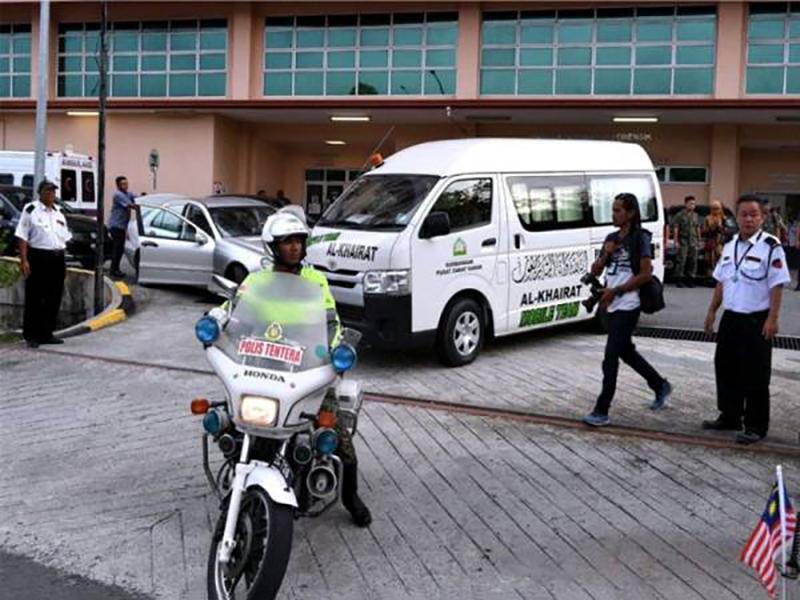 Polis Siasat Insiden Mejar Mohd Zahir Maut Tertembak