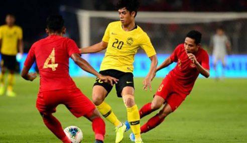 Malaysia Benam Indonesia 3-2