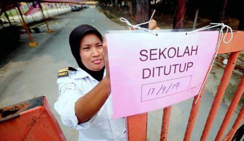 Jerebu: 201 Sekolah Di Selangor Ditutup Hari Ini