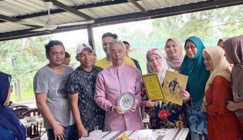 Bangga Mi Bandung Dapat 'Pengiktirafan' Istana