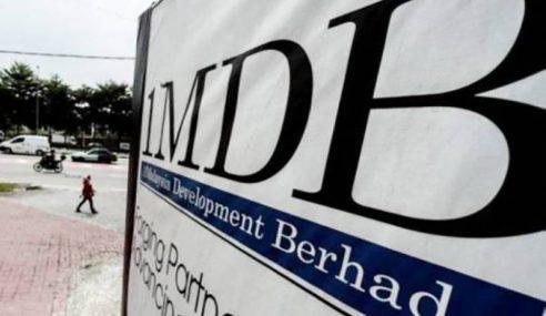 Kerajaan Sudah Bayar Faedah RM9 Bilion Hutang 1MDB