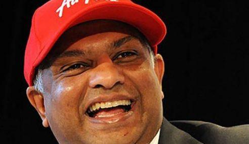Tony Fernandes Umum Undur Diri