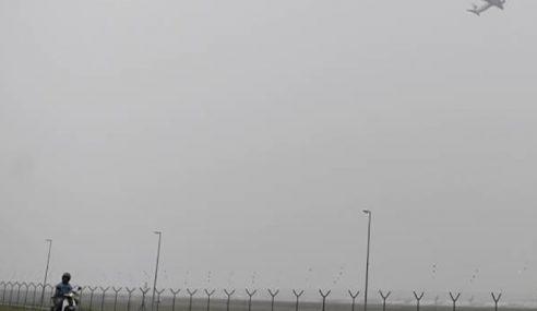 Jerebu: Penerbangan Di LTSAS Dibatalkan Lagi