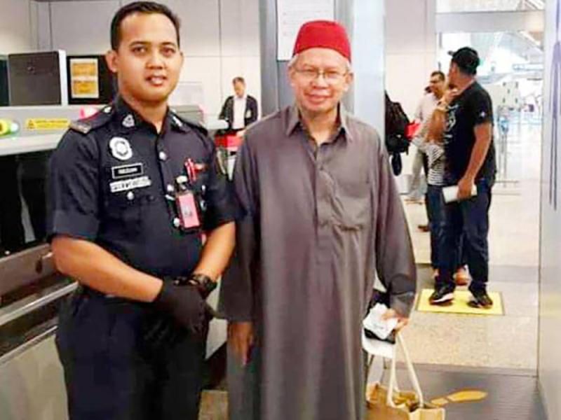 Penggunaan Alat Pengimbas Di KLIA Dibenarkan – Mufti