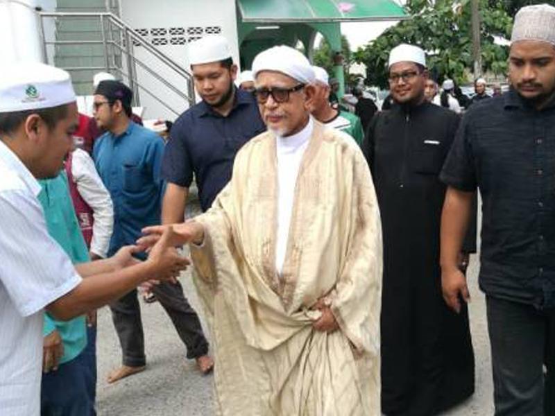 PRK Tanjung Piai: PAS Serah Kepada BN Tentukan Calon