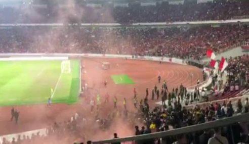 Ultras Malaya Kongsi Detik Cemas Diserang Penyokong Indonesia