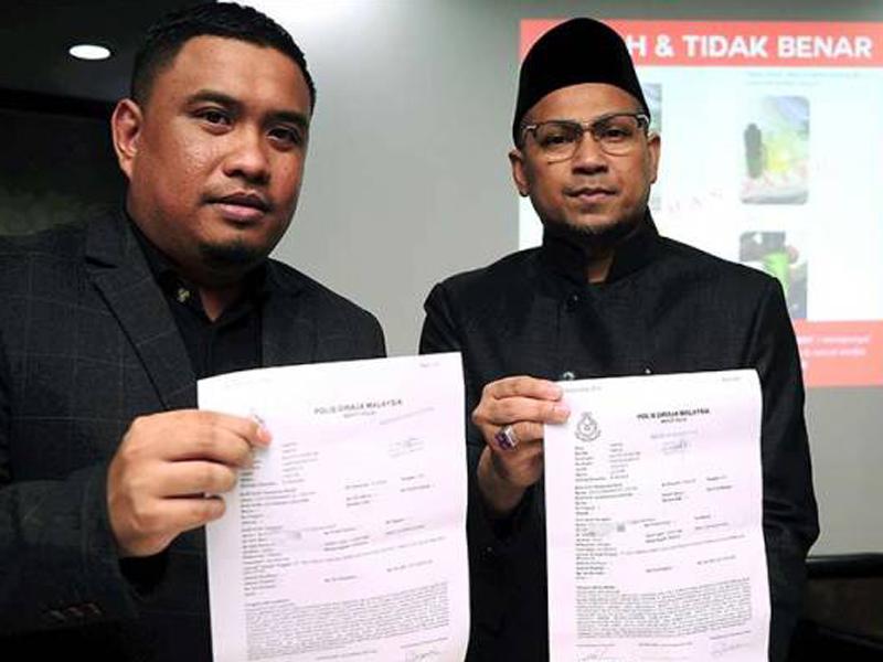 NSTY Holdings Nafi Cecair Vape Mengandungi Morfin