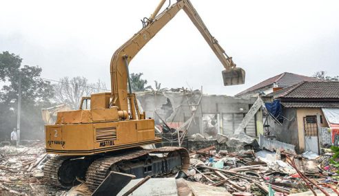 Roboh Rumah: Mana Sikap Kemanusiaan Kerajaan Selangor?